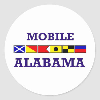 Mobilen sjunker klistermärken