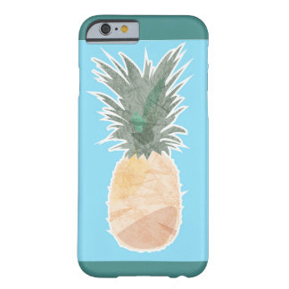 Mobilt fodral för ananas barely there iPhone 6 fodral
