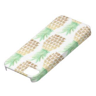 Mobilt fodral för ananas iPhone 5 Case-Mate skal