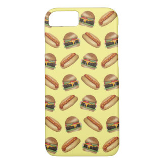 Mobilt fodral för Hotdog & för hamburgare