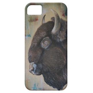Mobilt fodral för indian - Bison iPhone 5 Case-Mate Fodral