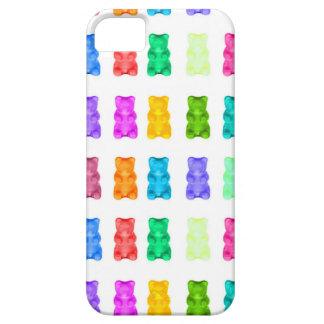 Mobilt fodral för klibbiga björnar iPhone 5 cases