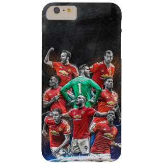 Mobilt fodral för Manchester Utd Barely There iPhone 6 Plus Fodral