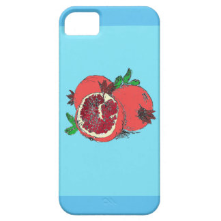 Mobilt fodral för Pomegranate Barely There iPhone 5 Fodral
