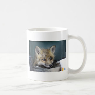 Mobilt fodral för räv kaffemugg