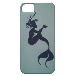Mobilt fodral för sjöjungfru iPhone 5 Case-Mate fodraler