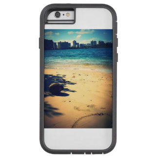 Mobilt fodral för strand tough xtreme iPhone 6 skal