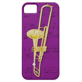 Mobilt fodral för Trombone (ventil). Plockafärg Barely There iPhone 5 Fodral