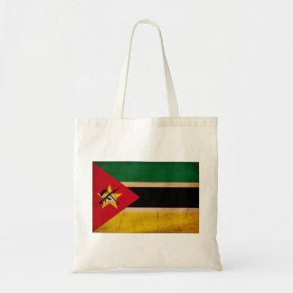 Mocambique flagga budget tygkasse