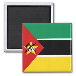 Mocambique flaggamagnet magnet