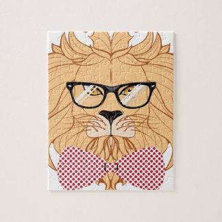 Mode lejona 2 pussel