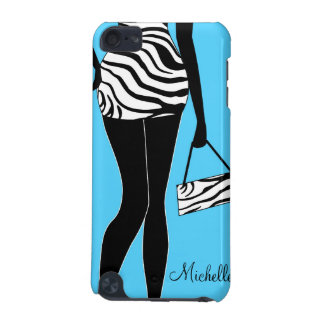 Modeflickaipod touch case iPod touch 5G fodral