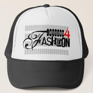 Modehatt för passion 4 truckerkeps