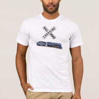Modellera ångatåg tshirts