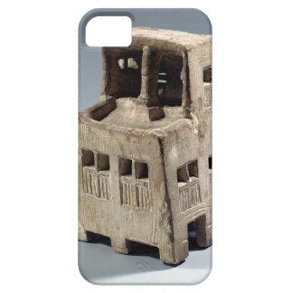 Modellera av ett hus (limestone) iPhone 5 Case-Mate skydd