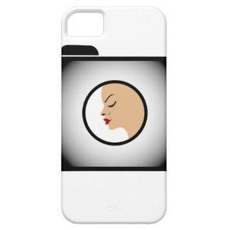 Modellera fotografi för fotoformode iPhone 5 skal