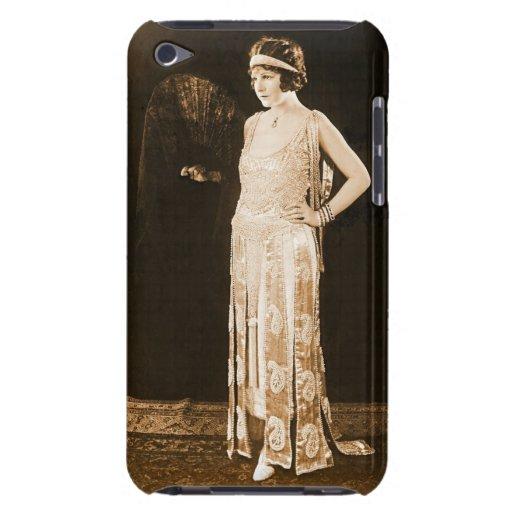 Modellera Norma Talmadge 1920 iPod Case-Mate Fodral