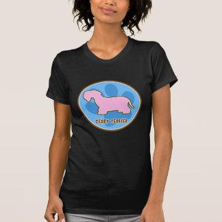 Moderiktig Cesky Terrier T-shirt