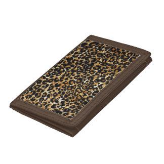 Moderiktig elegant päls för LeopardtryckLeopard
