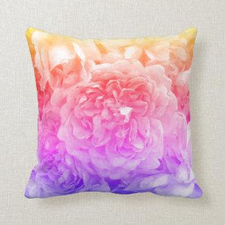 Moderiktiga ro, gult, rosa, lilor kudde