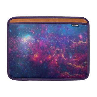 Moderiktigt galaxtryck/Nebula MacBook Air Sleeves