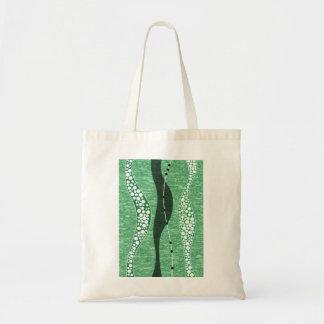 modern abstrakt tapet för naturgröntbakgrund kasse