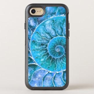 Modern Artsy stranddesign OtterBox Symmetry iPhone 7 Skal