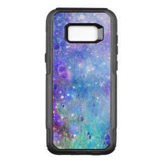 Modern design GR2 för färgrikt djupt utrymme OtterBox Commuter Samsung Galaxy S8+ Skal