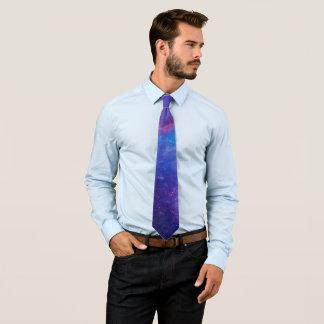 Modern djup utrymmebakgrund slips
