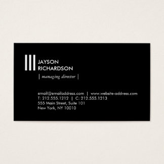 Modern enkel arkitektur, konstruktion, design 4 visitkort