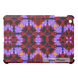 Modern indian 1 Speckfodral iPad Mini Mobil Fodral