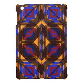 Modern indian 24 iPadkortkortfodral iPad Mini Fodral