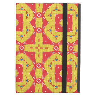 Modern indian 8 Powiscase iPad Air Fodral