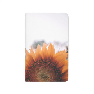 modern kylig kuljournal för solros anteckningsbok