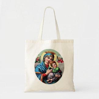 Modern Mary hänger lös Tygkasse