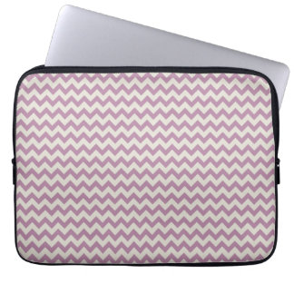 Modern purpurfärgad sparrerand laptop fodral