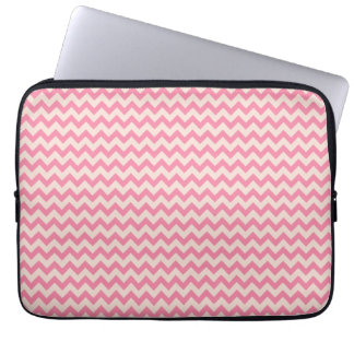 Modern rosa sparrerand laptop fodral