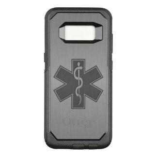 Modern sjukvårdare EMT EMS OtterBox Commuter Samsung Galaxy S8 Skal