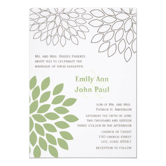 Browse the Floral Wedding Invitations Collection and personalize by color, design, or style.