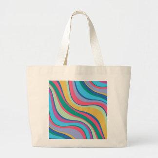 Moderna Eames vinkar 8 Tote Bags