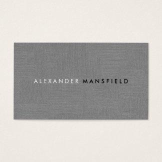 Moderna grått texturerar den minsta visitkort