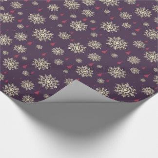 Moderna julfärger presentpapper