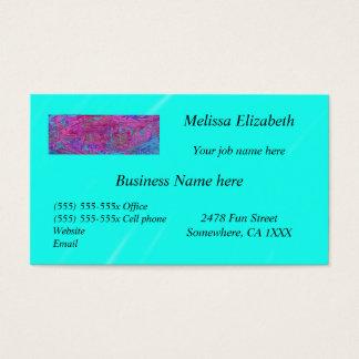 Moderna malltext- och logotypvisitkortar visitkort