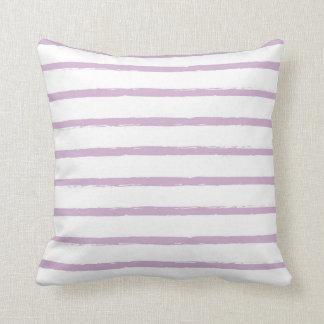 Moderna texturerade lilor för lavendel för kudde