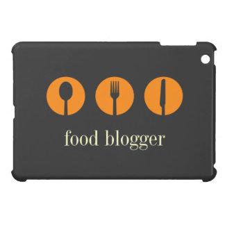 Moderna utensils dela sig bloggare för knivarskedm iPad mini mobil fodral