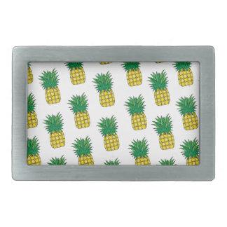Modernt geometriskt ananasmönster