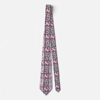 modernt retro, 70-tal, mönster, grafiskt, svart slips