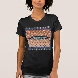 Modernt Southwestmotiv för höft för innegrejen - T Shirt