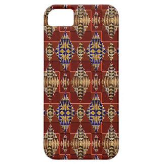 Modernt Speckfodral för indian 16 iPhone 5 Case-Mate Skal