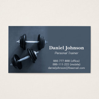 Modernt yrkesmässigt, kondition, personlig visitkort